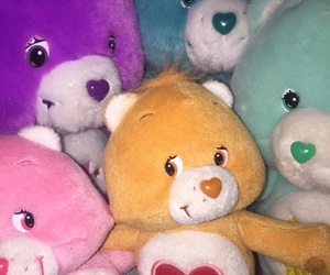 aesthetic, bear, and care bear image
