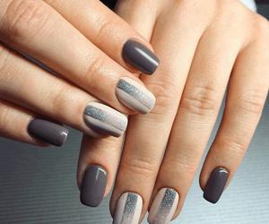 fashion, makeup, and nail polish image