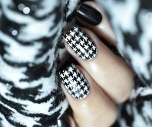fashion, nail polish, and makeup image