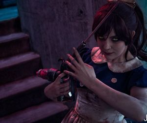 bioshock and little sisters image