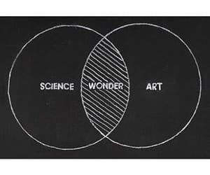 science, wonder, and art image