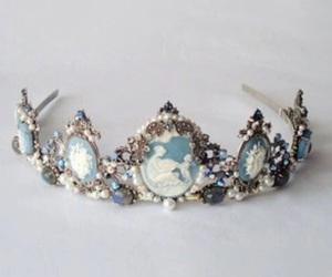 crown, fancy, and Queen image