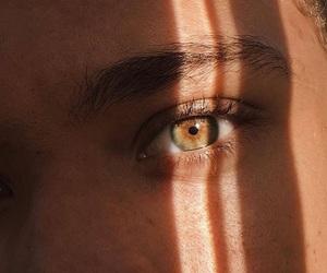 beauty, eyes, and beauty's image