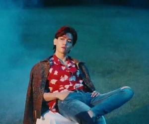 exo, baekhyun, and the war image