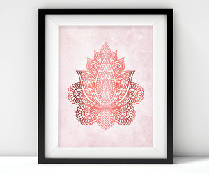 art, zen, and yoga art image