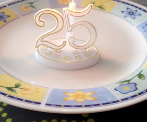 25, birthday, and candle image