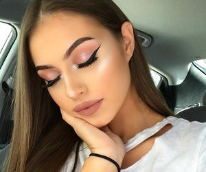 beauty, makeup, and everydaymakeup image