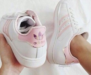 adidas, tumblr, and superstars image