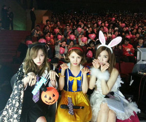 Halloween, girl's generation, and snsd image