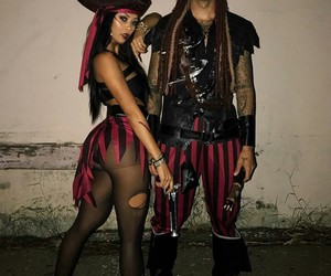Halloween and pirate image