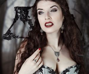 handmade jewelry, alternative fashion, and gothic ring image