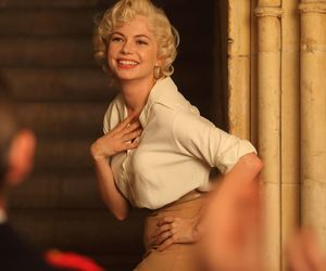 Marilyn Monroe, michelle williams, and movies image