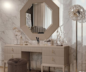 dressing table, bedrooms 2018, and bedrooms image