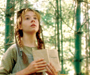 anne shirley, anne of green gables, and book image