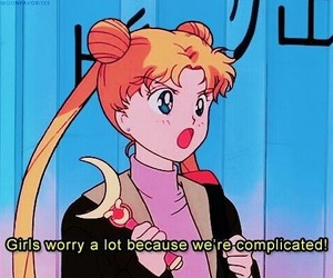 sailor moon, quotes, and anime image