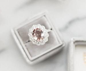diamond, engagement, and jewelry image