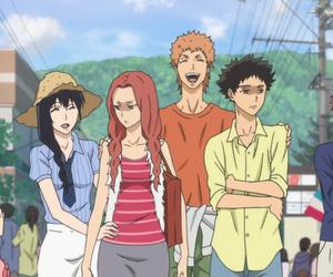 anime, love, and ballroom image