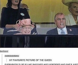 funny, Queen, and lol image