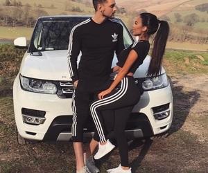 couple, love, and adidas image