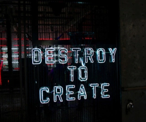 quotes, destroy, and create image