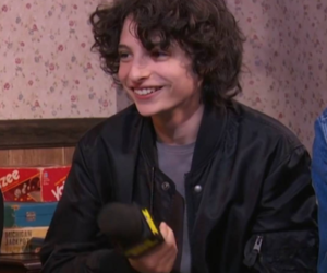 finn wolfhard, boy, and icon image