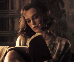 book and keira knightley image