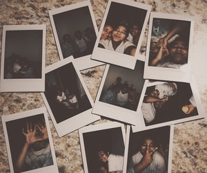 family, polaroid, and tumblr image