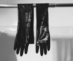 aesthetic, hospital, and rubber image