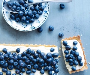 blue, yummy, and delicious image