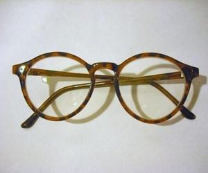 glasses, grunge, and vintage image