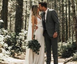 photography, wedding, and love image