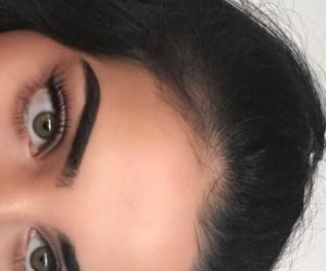 eyes, green eyes, and icon image
