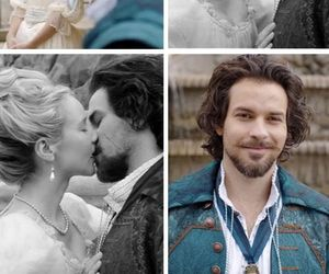 anne, love, and santiago cabrera image