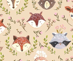 wallpaper, background, and animal image