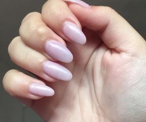 nails, pink nails, and beautiful nails image