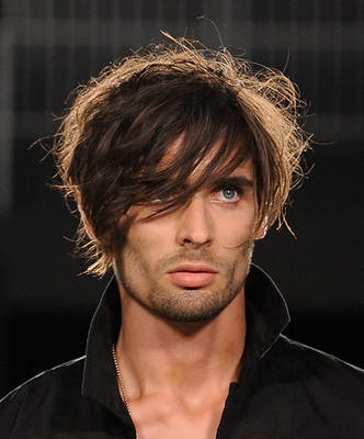 Men S Shaggy Hairstyles Photos Of Shaggy Hairstyles For Men