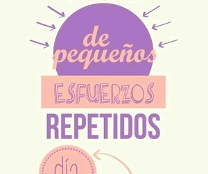 exito, esfuerzo, and frases image