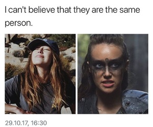 lexa, adc, and the 100 image
