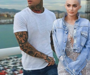 couple, manip, and kyliejenner image