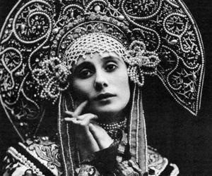 anna pavlova and costume image