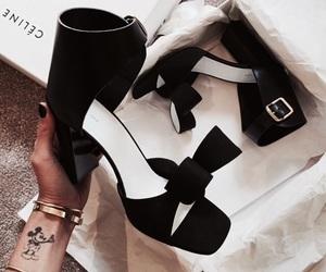 celine, fashion, and shoes image