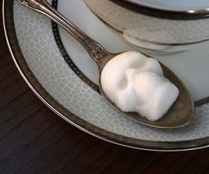skull, sugar, and tea image