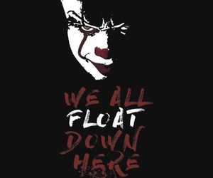 bill, movie, and clown image