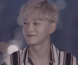Chen, exo, and aesthetic image