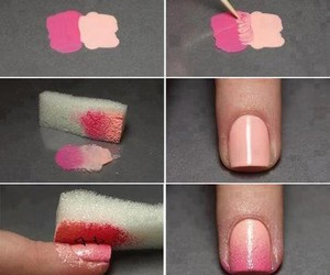 diy, do it yourself, and nails image