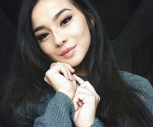 asian, beautiful, and china image
