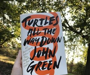 book, books, and john green image