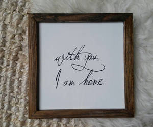 bedroom decor, etsy, and love quote image
