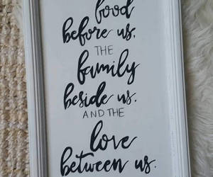 etsy, home decor, and family quote image
