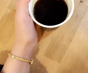 awesome, black, and coffe image